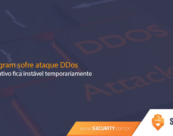 Ataque DDoS no Telegram